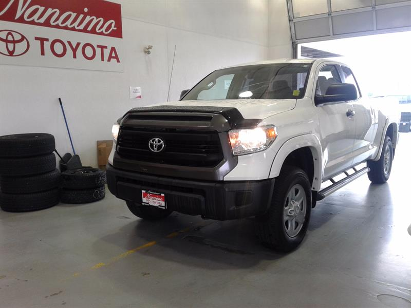 2014 Toyota Tundra 4WD Double Cab 5.7L SR #20520A