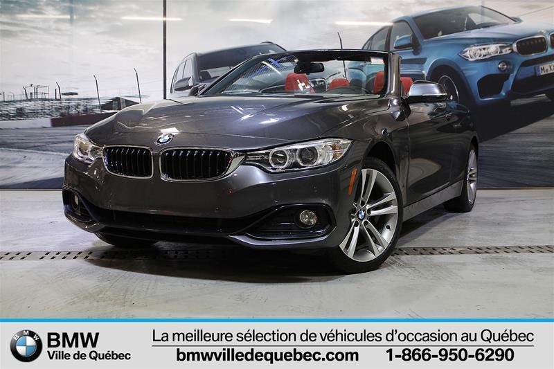 BMW 428i 2016 xDrive Cabriolet #U4989