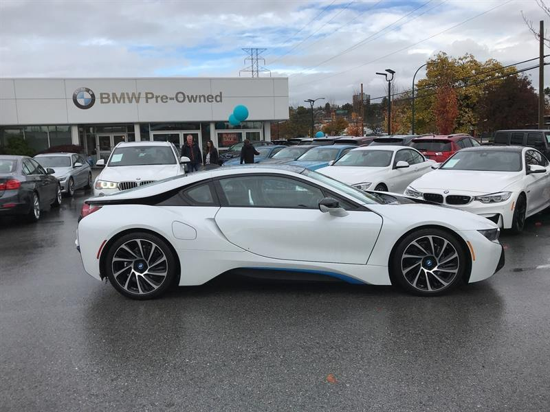 2015 Bmw I8 Used For Sale In Vancouver At Brian Jessel Bmw