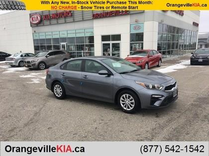 2019 Kia Forte Sedan LX Auto - All-New for 2019 #92018