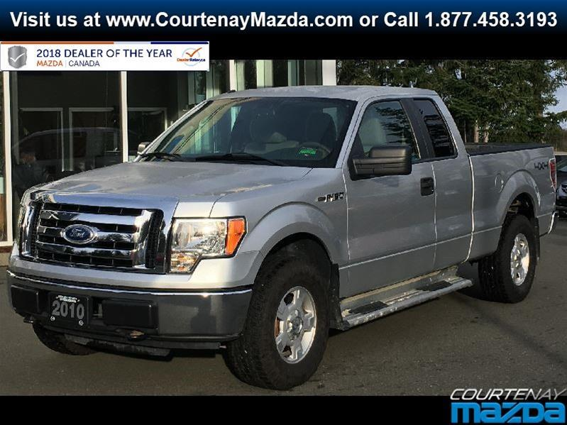 2010 Ford F150 XLT Supercab 4WD #P4776