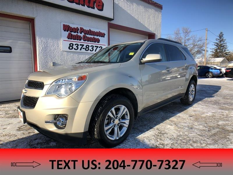2011 Chevrolet Equinox 1LT BLUETOOTH, CRUISE, POWER LOCKS/WINDOWS #LSE302
