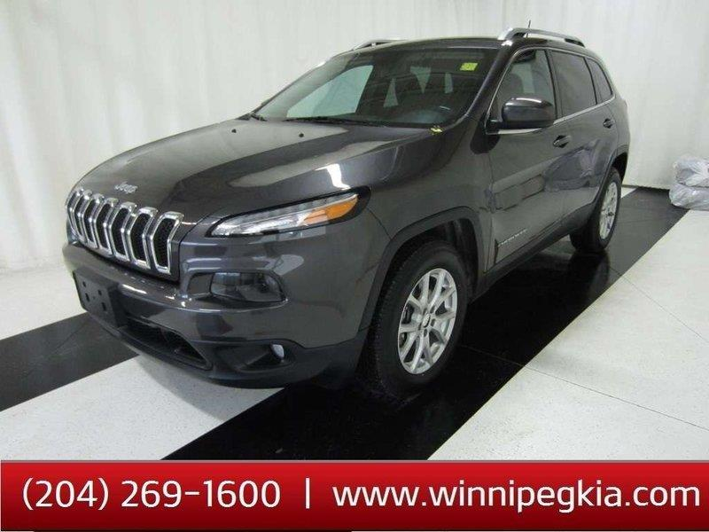 2016 Jeep Cherokee North #16JC100853REP