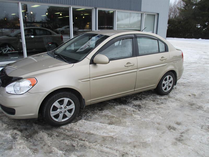 Hyundai Accent Sedan 2008