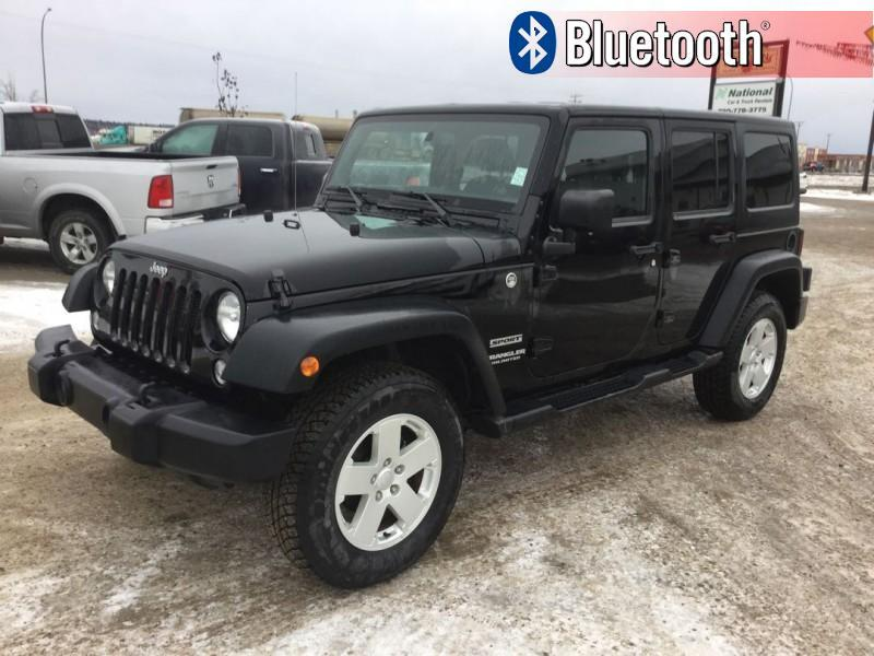 2015 Jeep Wrangler Unlimited Sport #M615934