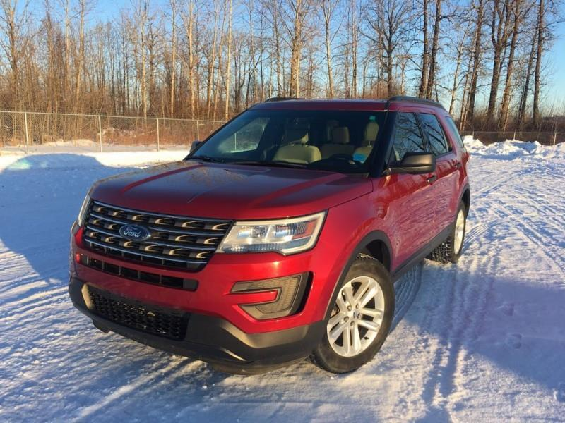 2016 Ford Explorer Base #FA58866