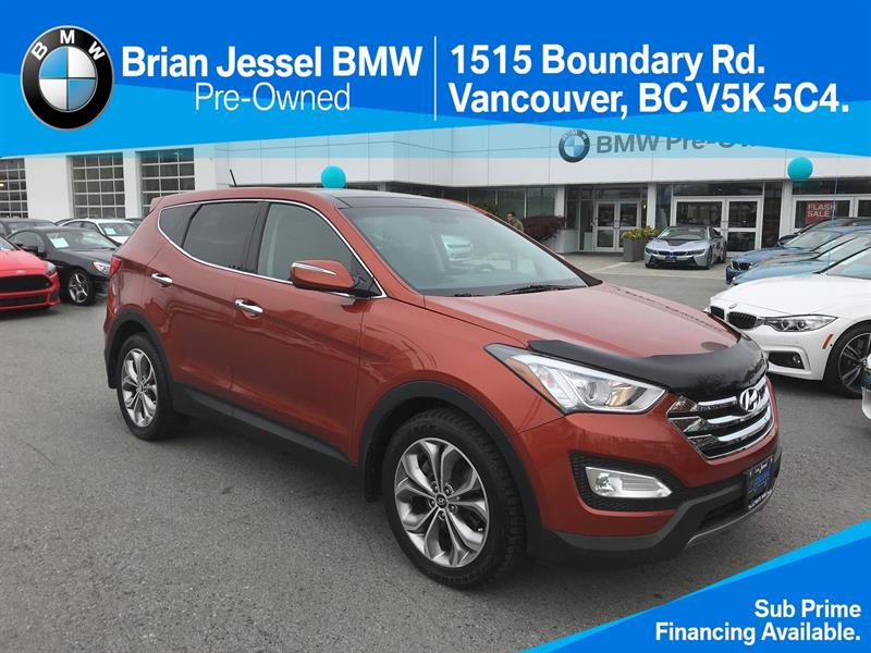 2013 Hyundai Santa Fe 2.0T AWD Limited #BP722410