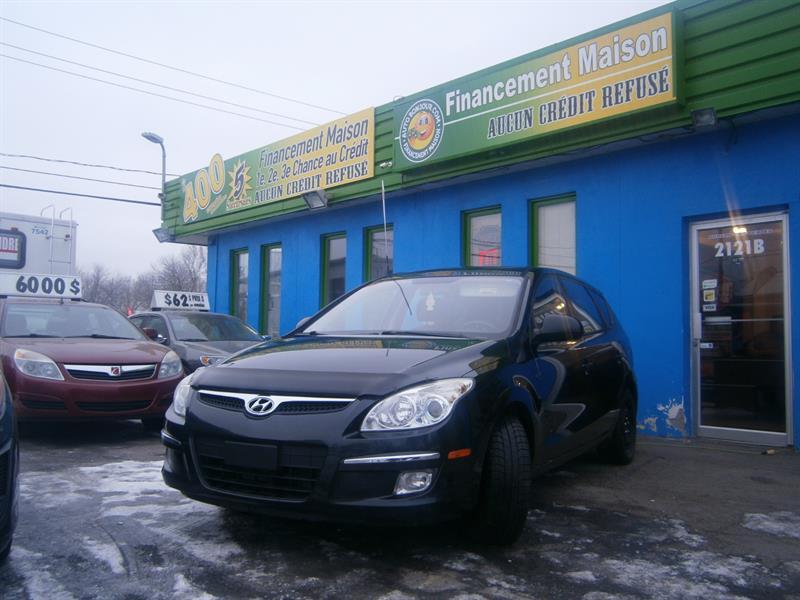 Hyundai Elantra Touring 2009 4dr Wgn **sièges chauffants** #18-112