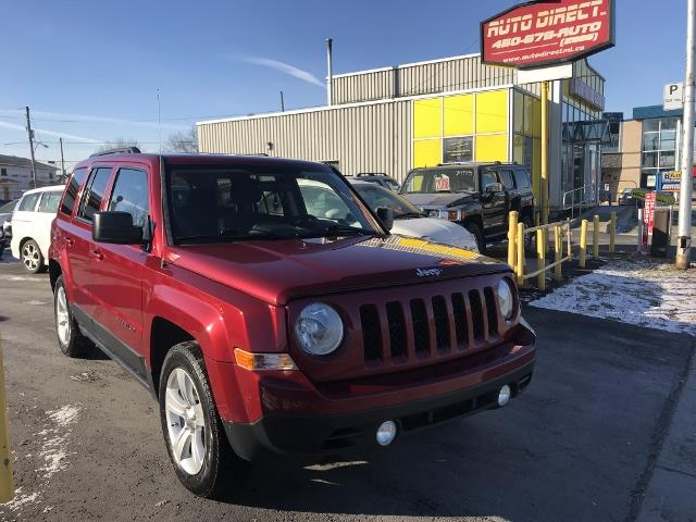 Jeep Patriot 2012 FWD 4dr Sport #660023