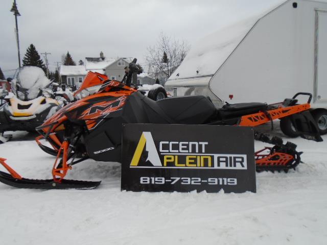 Arctic Cat M 8000 2015