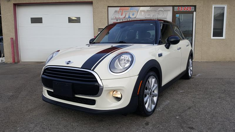 Mini Cooper Hardtop 5 Door 2015 TOIT, CUIR, FULL #6323