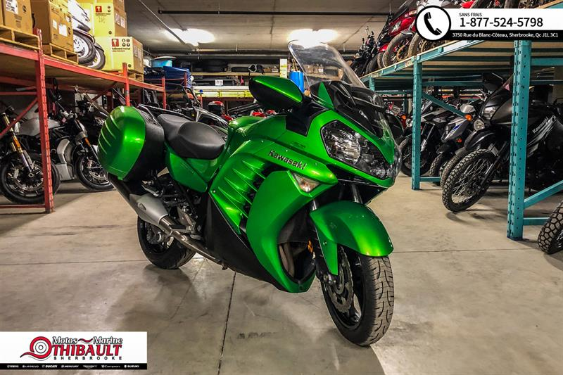 Kawasaki Concours 14 2015