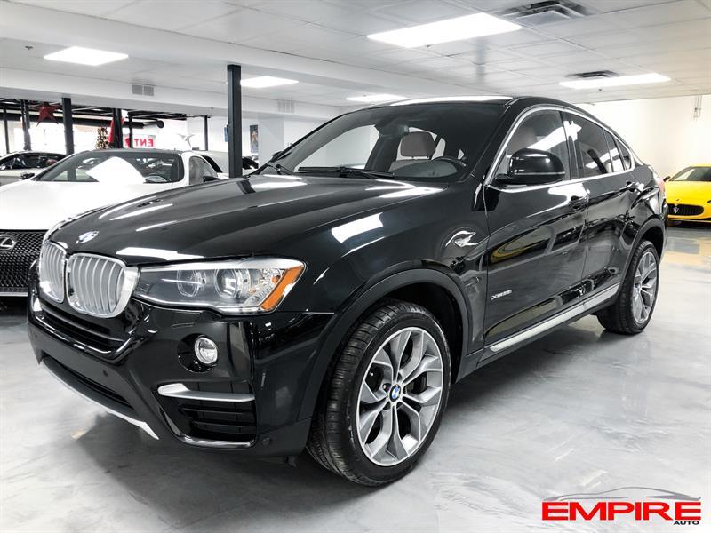 BMW X4 2015 AWD xDrive28i #A7021
