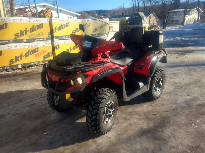 Can-am Outlander Max 800 XT 2014