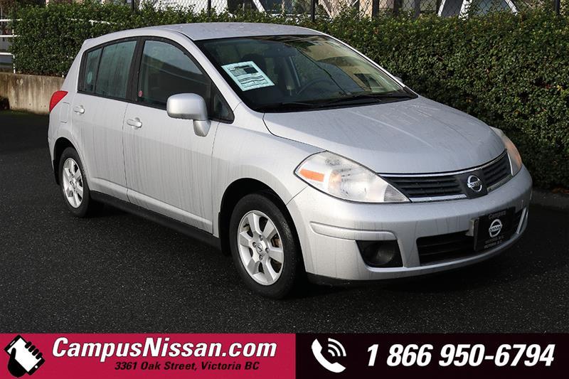 2009 Nissan Versa | SL | FWD w/ Remote Entry #A7376A