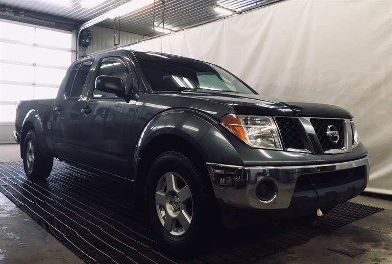 Nissan Frontier 2007 #99430B