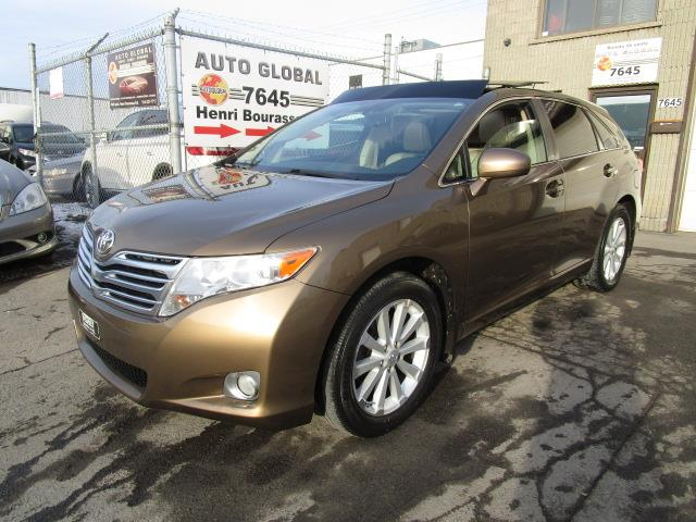 Toyota Venza 2009  AWD-4 CYLINDRE TOIT PANO,CUIR,EXTRA PROPRE #18-1285