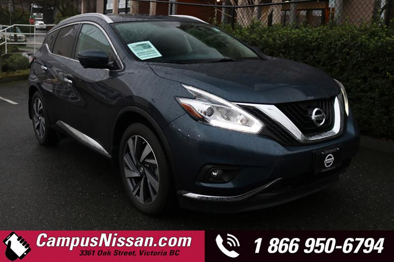 2016 Nissan Murano | Platinum | Tech | AWD w/ Moonroof #8-X697A