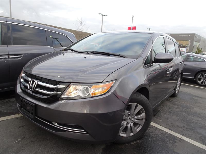 2015 Honda Odyssey EX!  Honda Certified Extended Warranty to 160,000  #LH8471