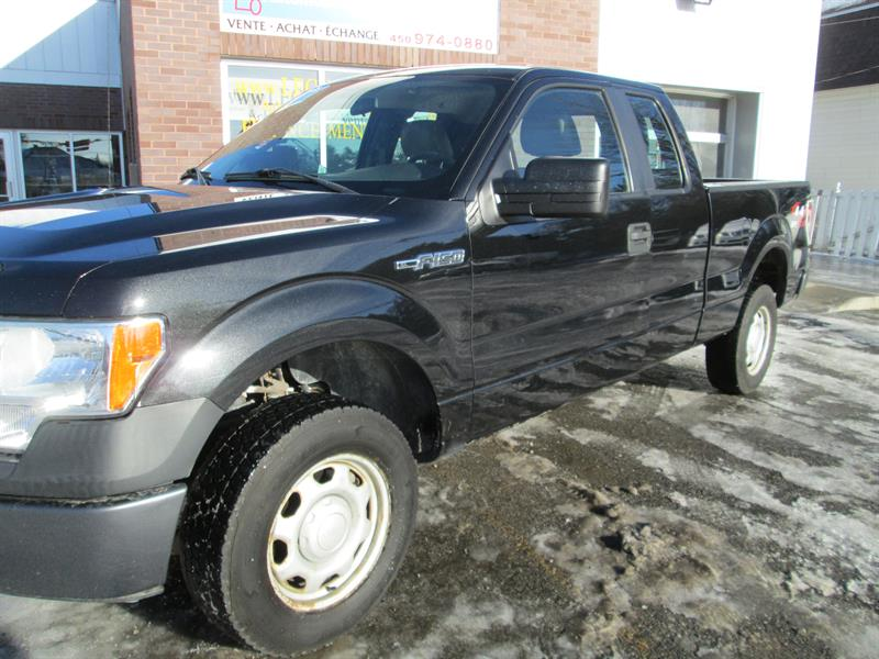 2010 Ford F-150 4WD SuperCab 145 #611118