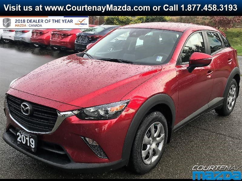 2019 Mazda CX-3 GX FWD at #19CX38255