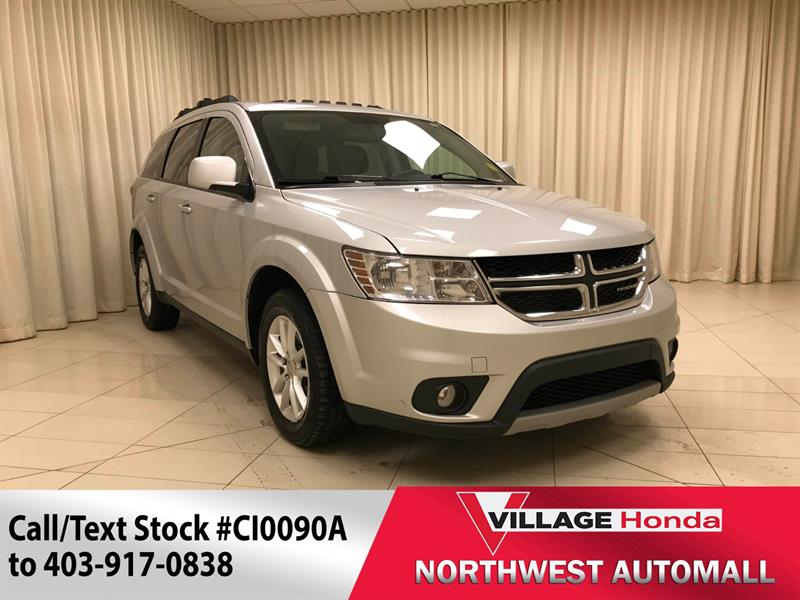 2014 Dodge Journey SXT #CI0090A