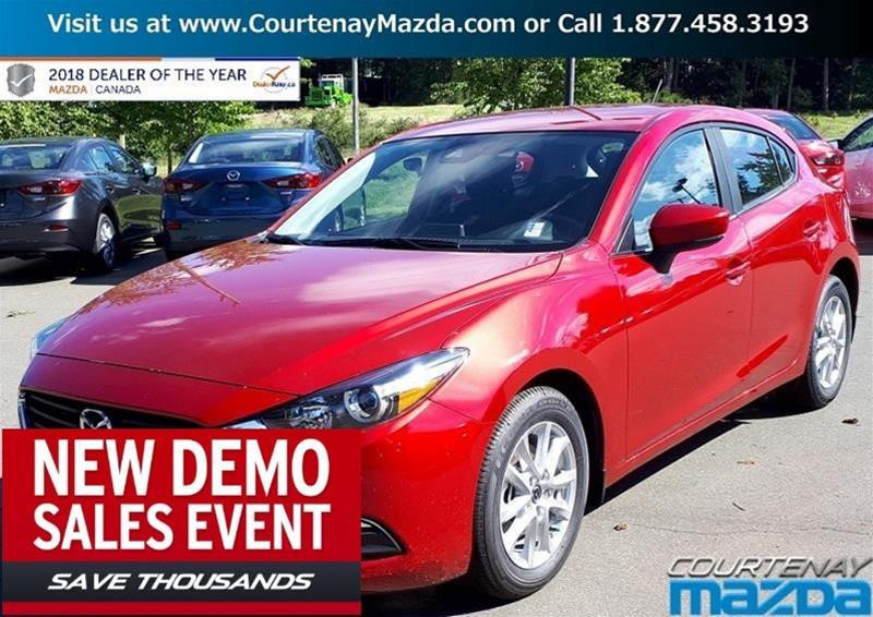 2018 Mazda Mazda3 Sport GS at #18MZ33640