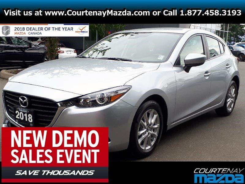 2018 Mazda Mazda3 Sport GS at #18MZ34374