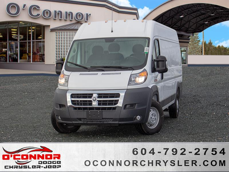 07ee83c106a49f 2018 Ram ProMaster 3500 159 WB High Roof Extended Cargo New for sale ...