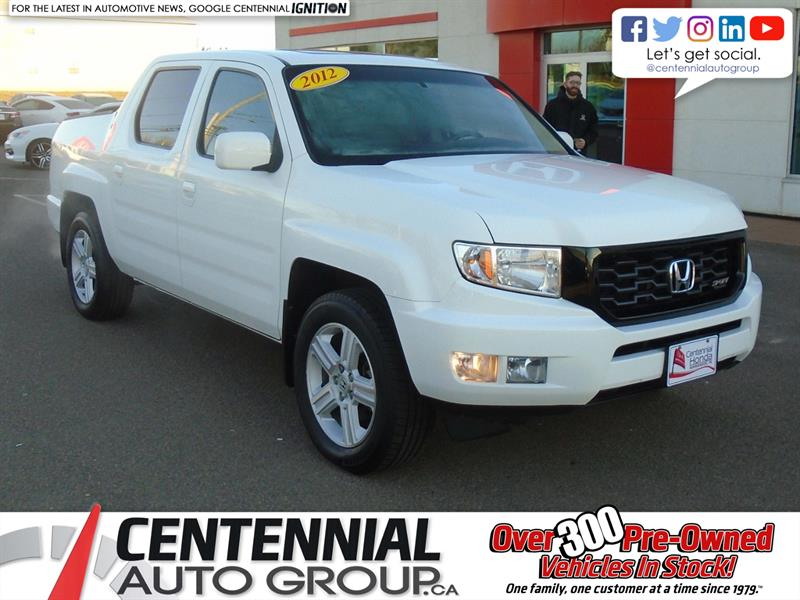 Honda Ridgeline A Vendre >> Used Honda 2010 2015 For Sale In Summerside Centennial Honda