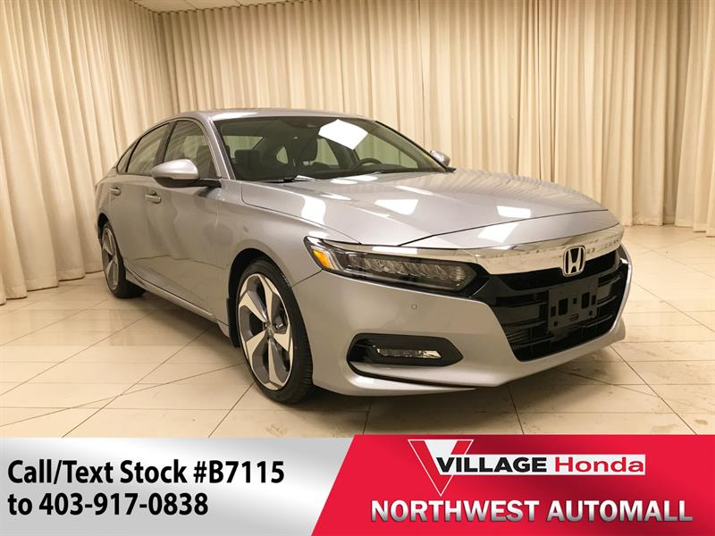 2018 Honda Accord Sedan Touring - 2.0T #B7115