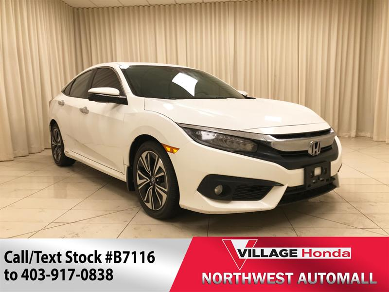 2016 Honda Civic Sedan Touring #B7116