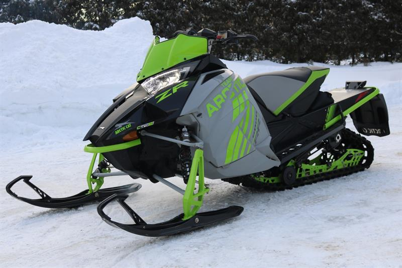 Arctic Cat ZR 2018 8000 RR 137 #180442