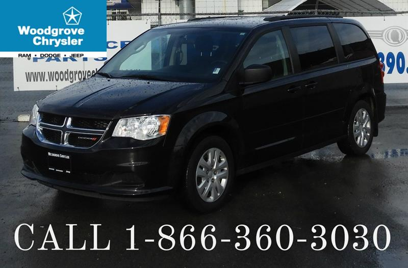 2016 Dodge Grand Caravan 4dr Wgn SXT #U3110