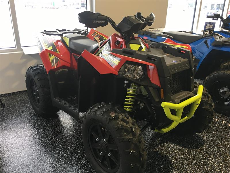 Polaris Scrambler XP 1000 2018