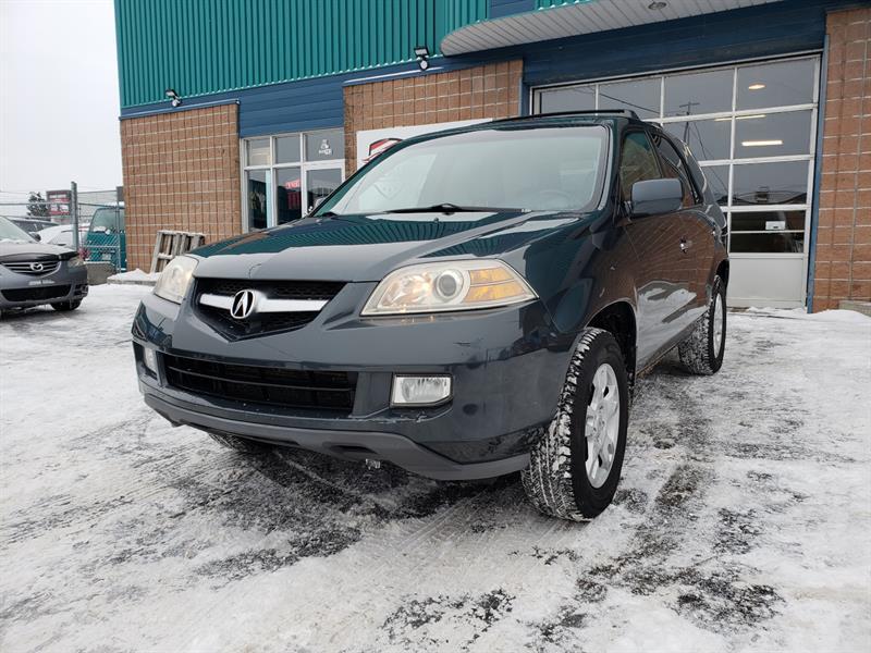 Acura MDX 2004 5dr 4WD Sport Utility w-Tech Pkg