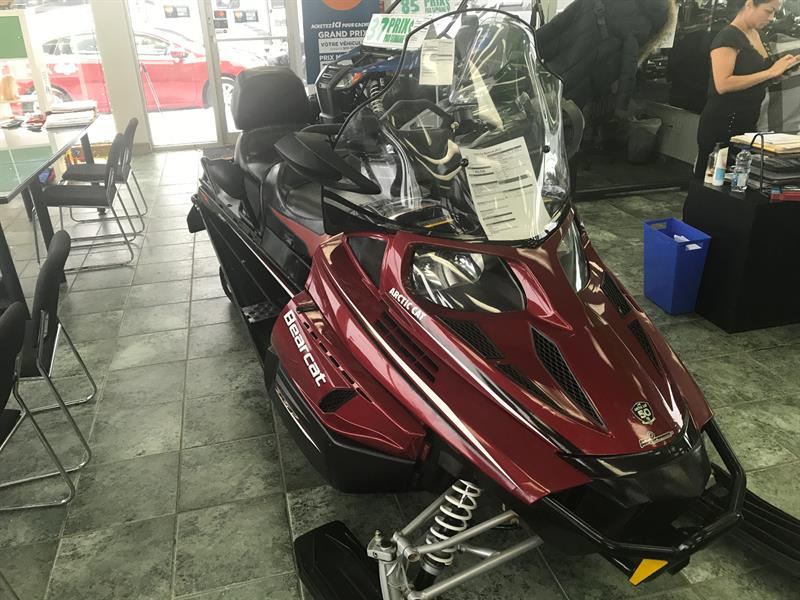 2012 Arctic Cat BEARCAT XT 1056cc 4temps #18-282