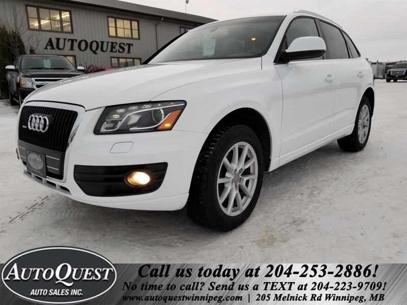 2010 Audi Q5 3.2L Premium #8259