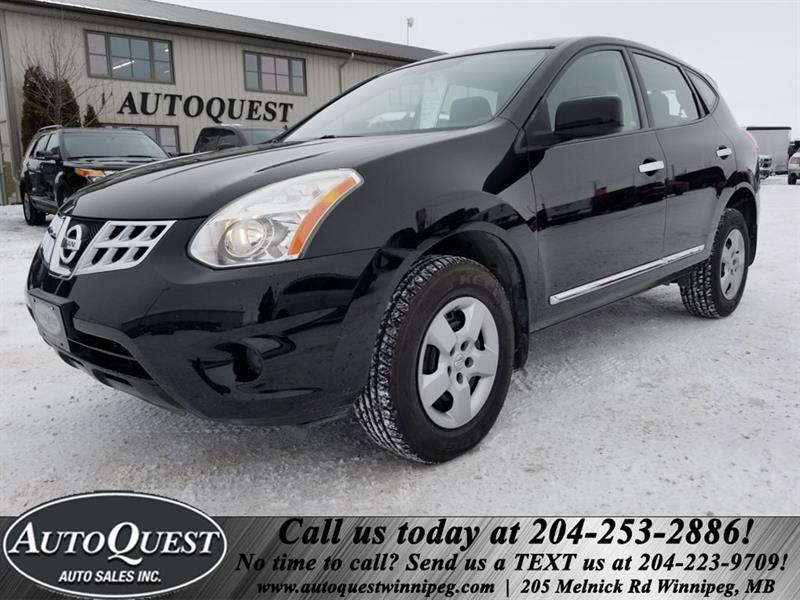 2012 Nissan Rogue S FWD #9171