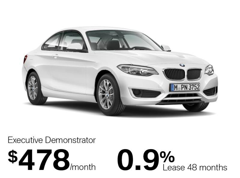 2018 BMW 2 Series 230i xDrive Coupe #J2783
