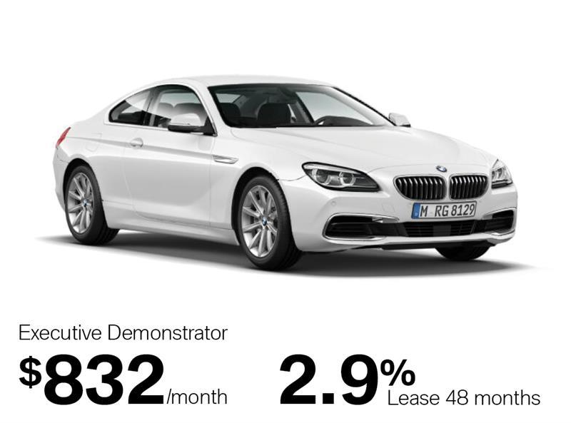 2018 BMW 6 Series 650i xDrive Coupe #J0064