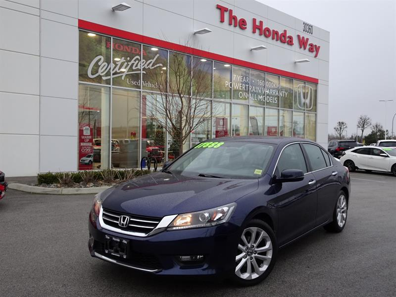 2015 Honda Accord Sport Sedan CVT UNDER WARRANTY UNTIL 2022 OR 160,0 #18-697A