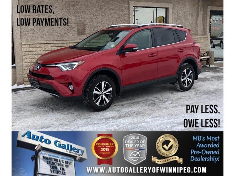 2016 Toyota RAV4 XLE #23625