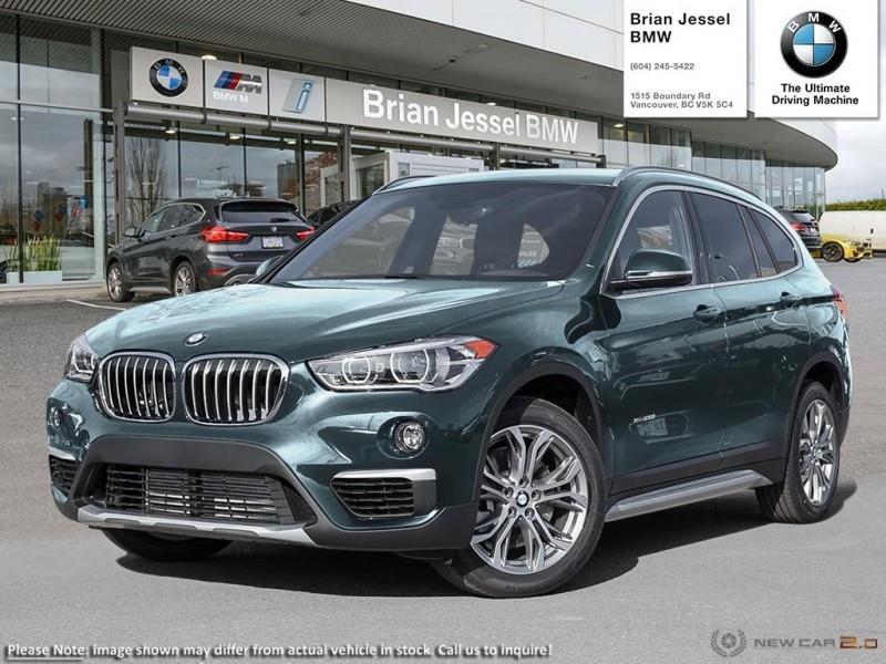 2018 BMW X1 xDrive28i Sports Activity Vehicle #J0430