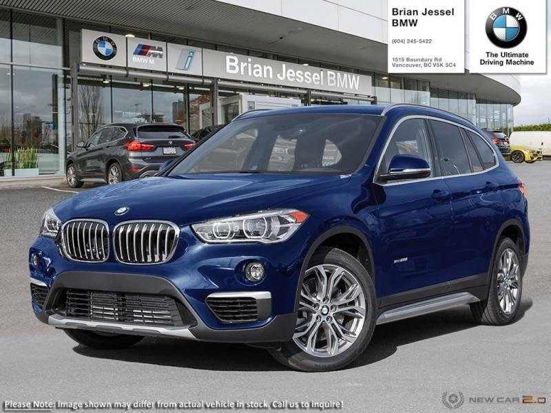 2018 BMW X1 xDrive28i Sports Activity Vehicle #J1511