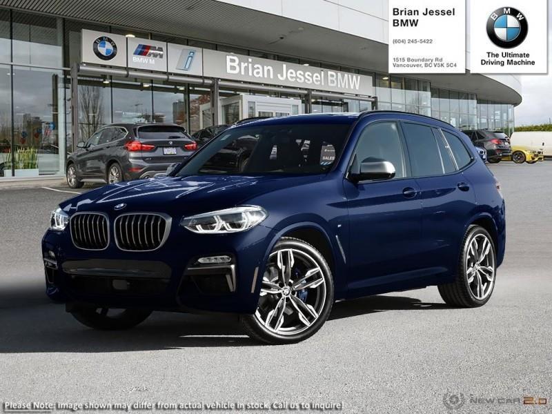 2018 BMW X3 M40i #J2314