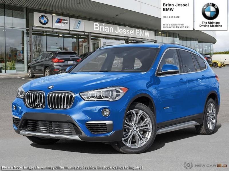 2018 BMW X1 xDrive28i Sports Activity Vehicle #9618RX111316487