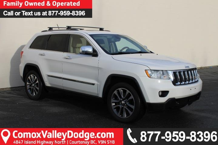 2011 Jeep Grand Cherokee Overland #C266434A