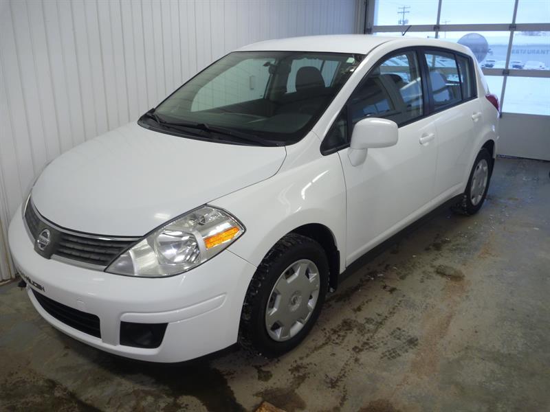 Nissan Versa 2008 S 5dr HB I4 1.8 #76713A