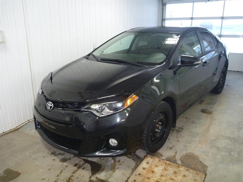 Toyota Corolla 2015 S 4dr Sdn #1125ZA